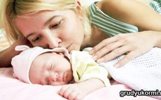 Нужно ли будить новорожденного ночью для кормлений и почему