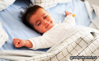 Как отучить ребенка от ночного кормления — Комаровский дает советы