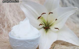 Питание в период лактации: можно ли сливки при грудном вскармливании
