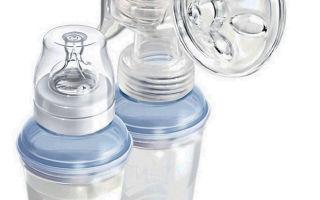 Как правильно сцеживать грудное молоко молокоотсосами для кормления ребенка и лактации