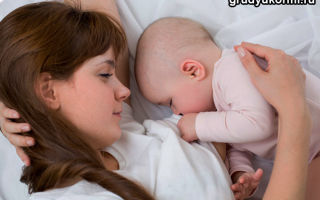 Как отучить ребенка от ночных кормлений при естественном и искусственном вскармливании