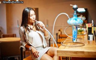 Курение кальяна при грудном вскармливании
