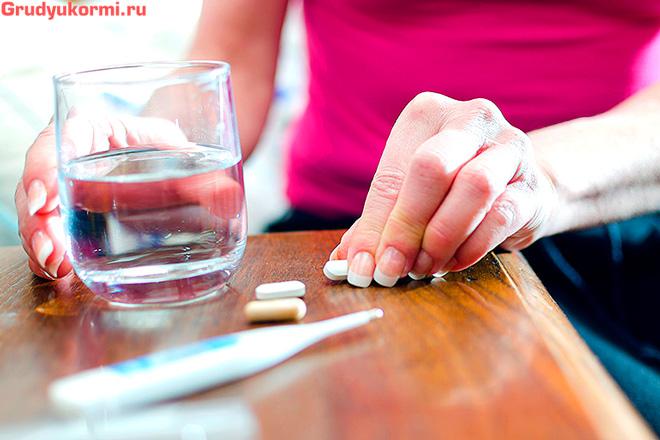 Применение парацетамола при простуде