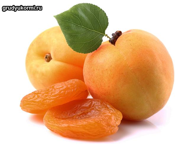 Персик и курага